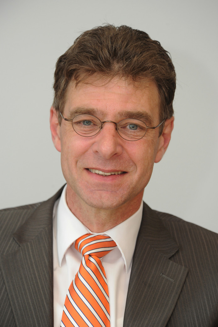 Wethouder Chris Dekker.