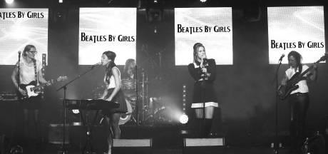 Tilburgse drumster van rockband Beatles by Girls: ze noemen mij ook wel Ringa