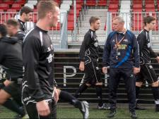 JVC in play-offs tegen FC Lisse