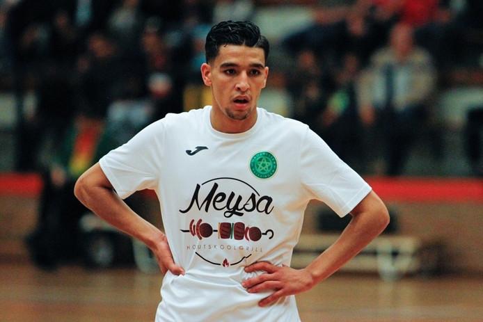 Groene Ster-speler Mo Laari