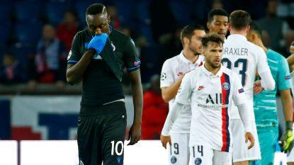De lijst van fratsen is ein-de-loos: van penaltymisser tot aanvaring met Clement of hoe Diagne zichzelf onmogelijk heeft gemaakt bij Club
