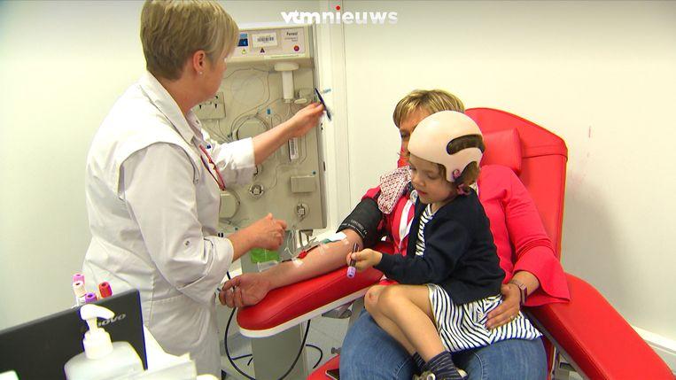 Rode Kruis zoekt extra plasmadonoren