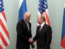 Premier appel entre Biden et Poutine: Navalny, l'Ukraine et le désarmement