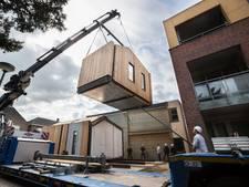 Binnen een dag duurzame modelwoning in Lobith