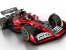 Nieuwe technische F1-regels uitgesteld tot 2022
