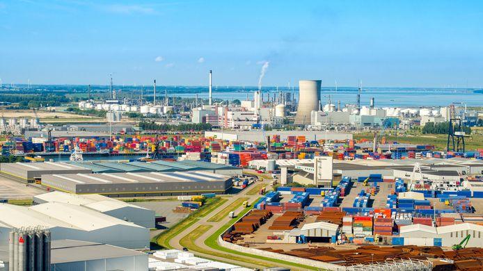 Industrieterrein Moerdijk
