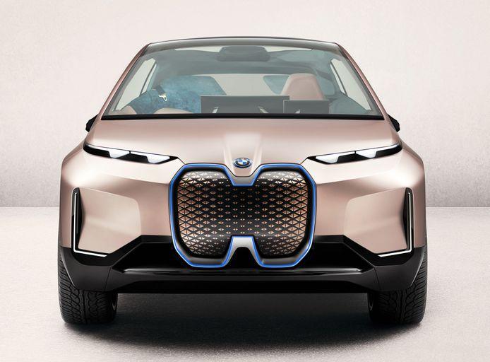 De BMW iNext