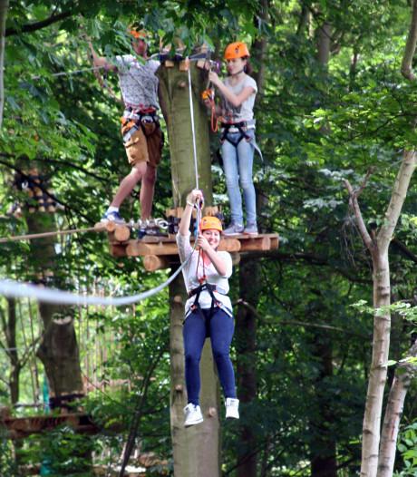 'Kies andere plek voor klimpark bij Zegerplas'