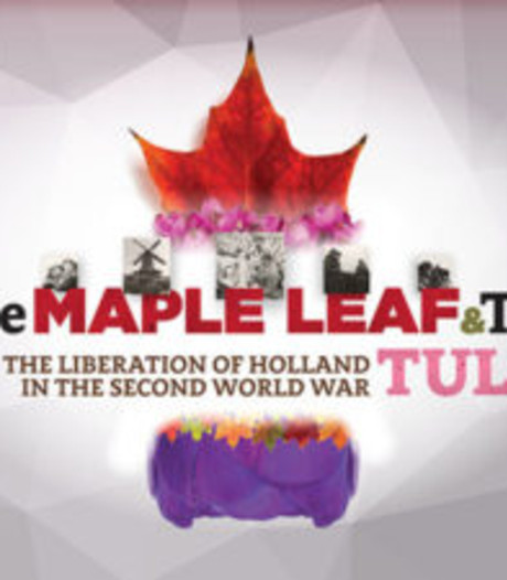 Expositie 'Maple Leaves and Tulips' in Beaufort Markelo