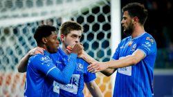 LIVE. AA Gent domineert tegen STVV en leidt bij rust verdiend met 3-0