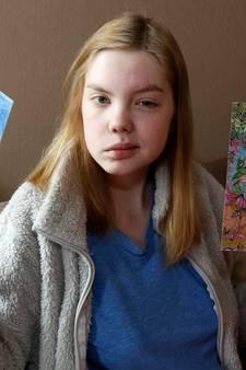 Laatste wens zieke Sabine vervuld: ze is overladen met kaartjes