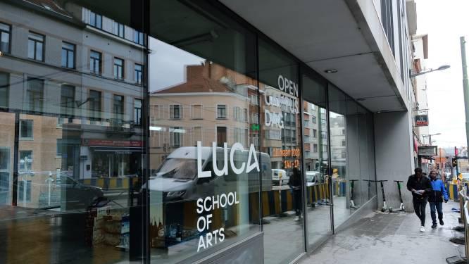 """LUCA School of Arts voert """"code zwart"""" in"""