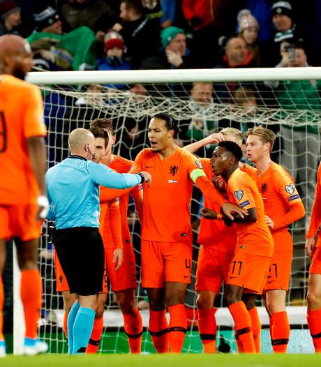 Oranje kan zich in WK-kwalificatie geen misstap veroorloven: alleen groepswinnaar door