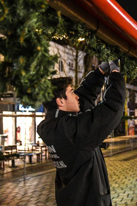 Nog één nachtje slapen: Dordrecht zet puntjes op de i voor de Kerstmarkt