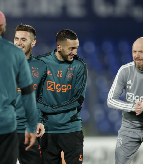Ajax gaat weer op zoek naar de magie van Madrid