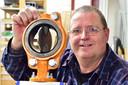 Wilfred Kemp, eigenaar van Dynamic Control Technology in Bodegraven