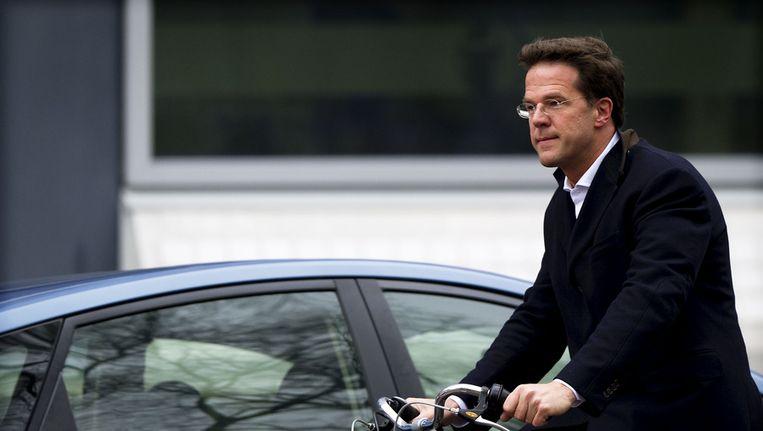 Premier Rutte Beeld ANP