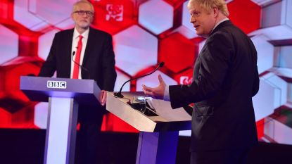 'Boris Johnson nipt winnaar televisiedebat'