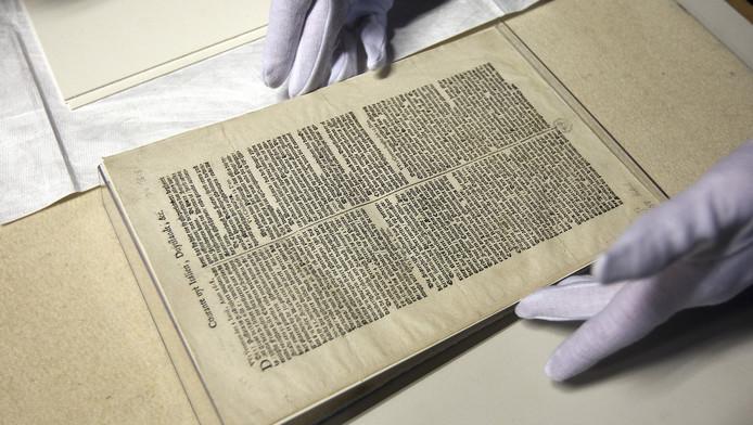Boeken van honderden jaren oud zijn nu digitaal beschikbaar.