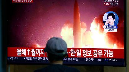 """Noord-Korea voerde test uit met """"supergrote meervoudige raketwerper"""""""