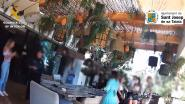 Belg gearresteerd voor organiseren feestje met dj en catering in riante villa op Ibiza: beelden tonen hoe politie binnenvalt