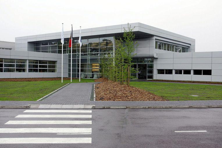Het testcircuit van Ford in Lommel.