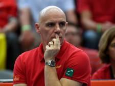 """Johan Van Herck envisage déjà un retour de Clijsters en équipe de Fed Cup: """"On va en parler"""""""