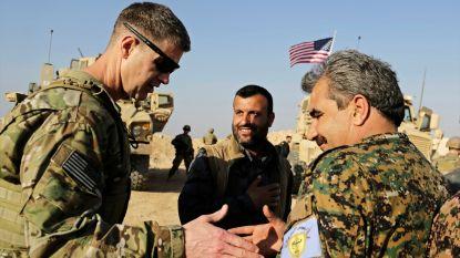 """Trump beveelt Amerikaanse troepen om zich """"snel"""" terug te trekken uit Syrië"""