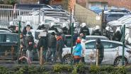 Anderlecht-hooligans maken amok rondom Sclessin in aanloop naar topper, politie grijpt in