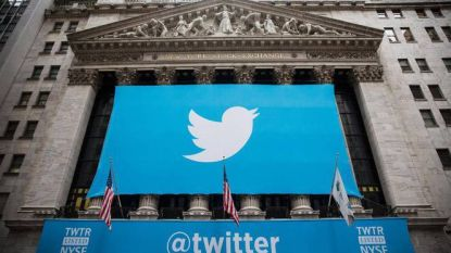 Twitter krijgt plaatsje in S&P 500-index op Wall Street