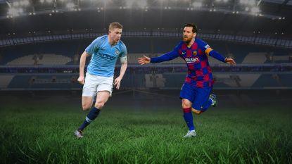 Messi trekt 12 jaar na komisch misverstand mogelijk toch naar Man City, maar wat met De Bruyne?
