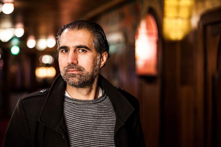 Filmmaker Reber Dosky. Beeld Hollandse Hoogte / Bram Belloni