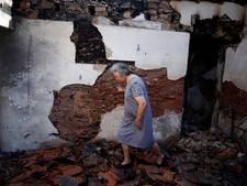 Al meer dan 40 doden door Portugese bosbranden