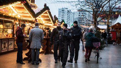 Duitsland heeft sinds terreur op de Berlijnse kerstmarkt zeven aanslagen verijdeld