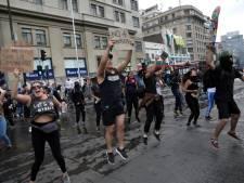 Nouvelles manifestations au Chilli