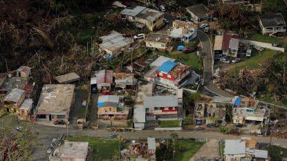 Mogelijk 1.400 doden door orkanen in Puerto Rico