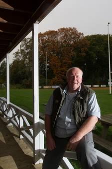 Willem (64) is vergroeid met de Deventer rugbyclub