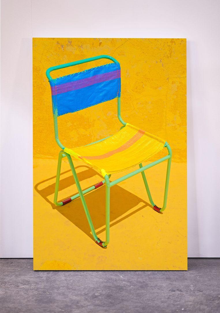 Unseen at the gallery Beeld Sander Wassink /  courtesy Martin van Zomeren