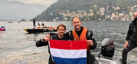 Jan-Cees (35) uit Alblasserdam is wereldkampioen powerboatracen: 'Als het hard gaat, vind ik het gaaf'