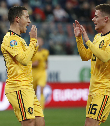 België vernedert Rusland voor eigen publiek in duel om de eer