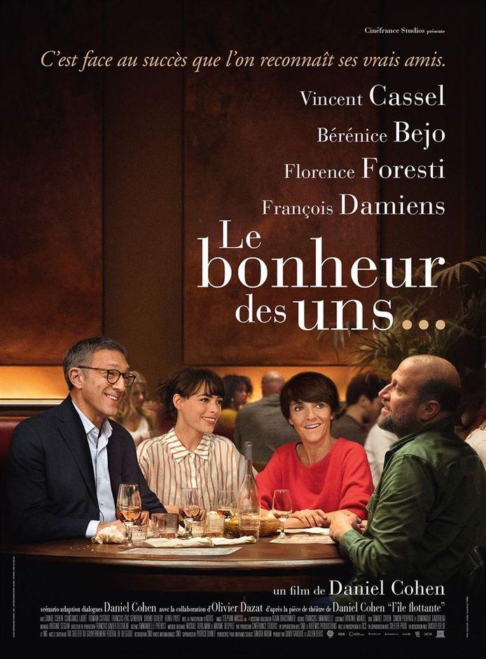 """L'affiche du film """"Le bonheur des uns..."""""""