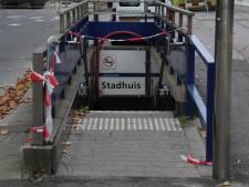 OM: dreigen in metro bij station Stadhuis was daad van terreur