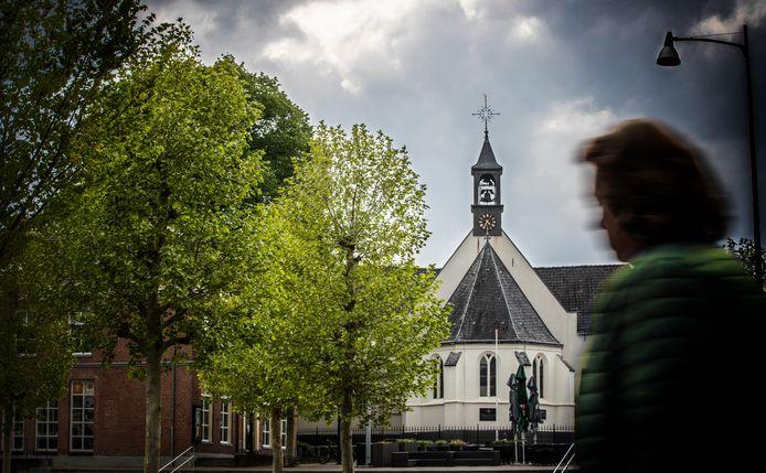 De Oude Kerk in Veenendaal.