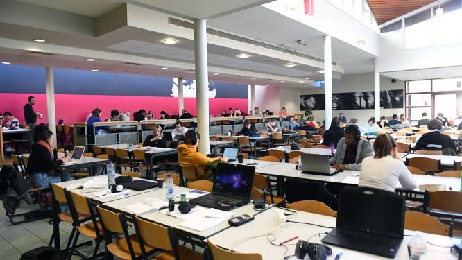 Studeren in tijden van corona: KU Leuven zorgt voor extra blokruimtes