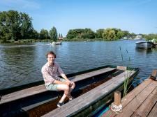 De strijd om de Rotte laait op: 'Winkeliers Hillegersberg zullen blij zijn met fietsbrug'