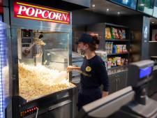 Bioscoopbranche verzet zich tegen 'popcornverbod'