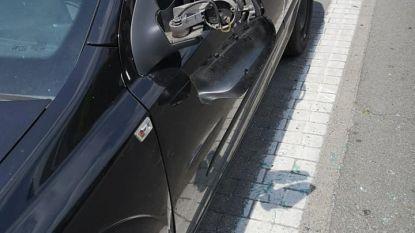 Bestuurster zoekt getuigen van aanrijding aan oprit parking Colruyt