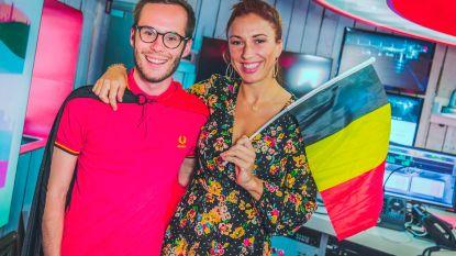 """Zo klinkt het zomerse WK-lied van Natalia: """"Nu nog afwachten wat de voetbalbond ervan vindt"""""""