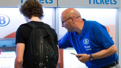 Treinreizigers kunnen weldra NMBS-tickets kopen via externe apps
