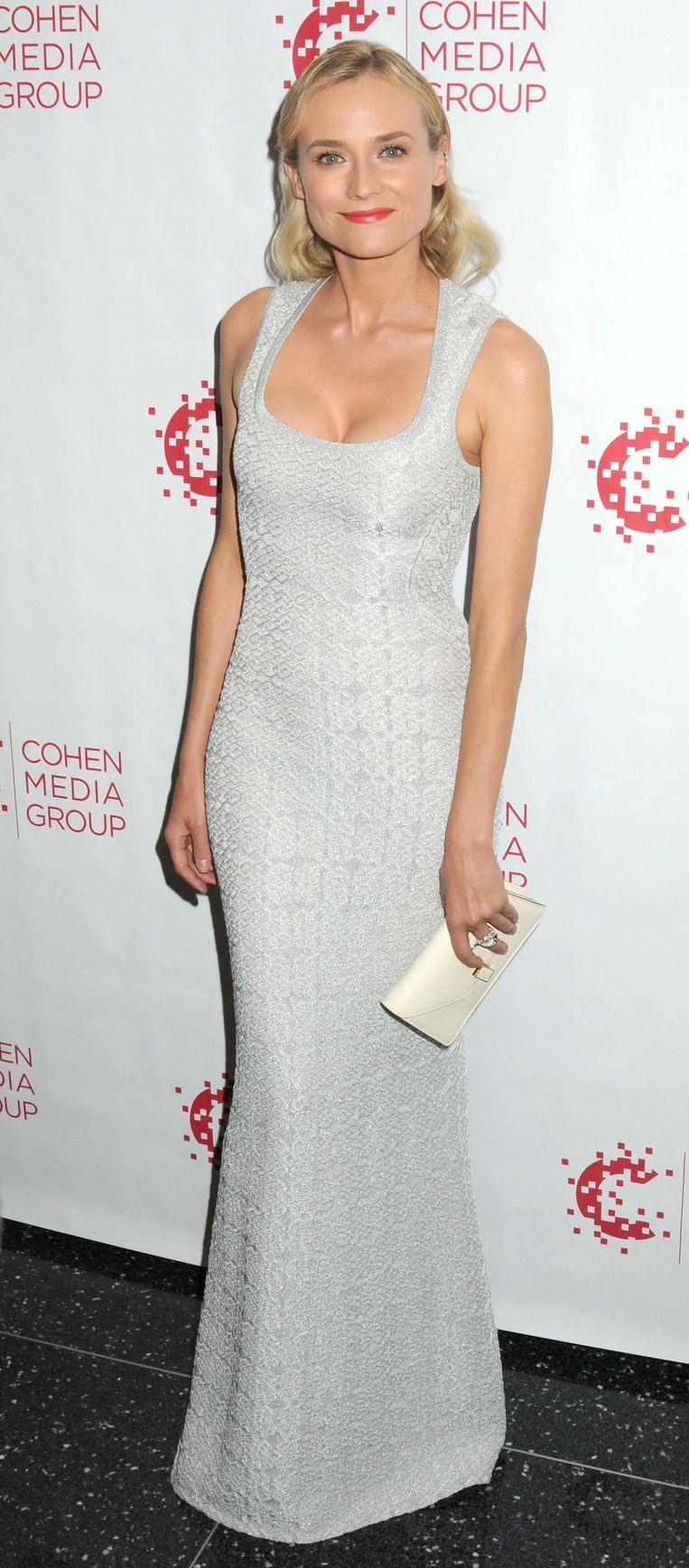 Diane Kruger in 2012.
